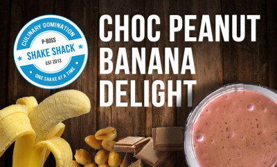 Choc Peanut Banana Delight Archives - Physique Boss