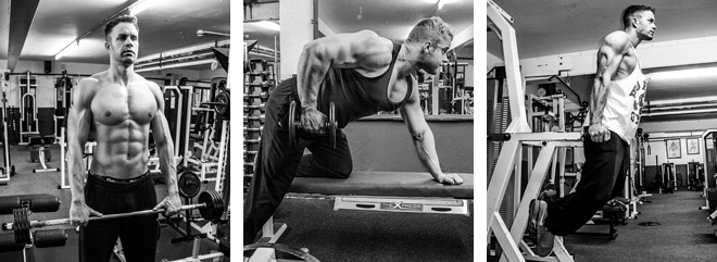 Physique Boss German Volume Training Workouts
