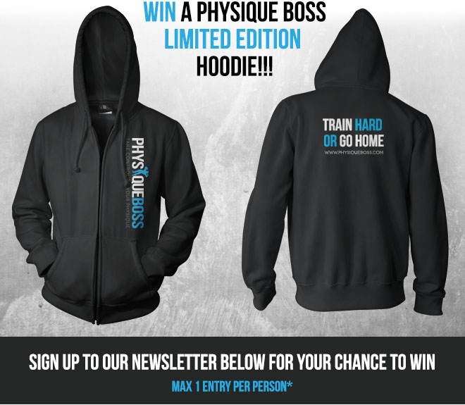 Physique Boss competition