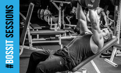BOSSIT Sessions | Chest Workout