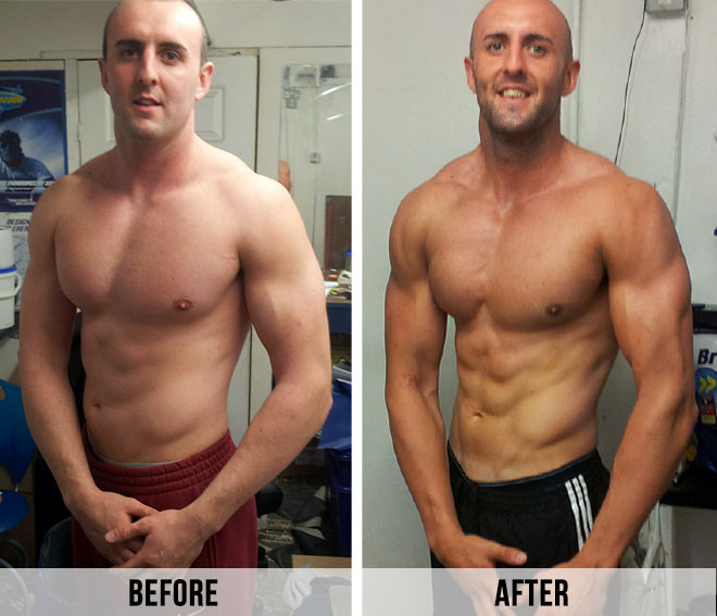 Mike Collins Body Transformation | Physique Boss