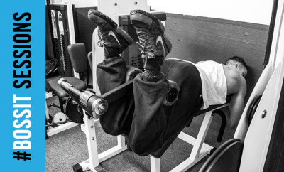 #BOSSIT Sessions | Hamstrings & Calves Workout