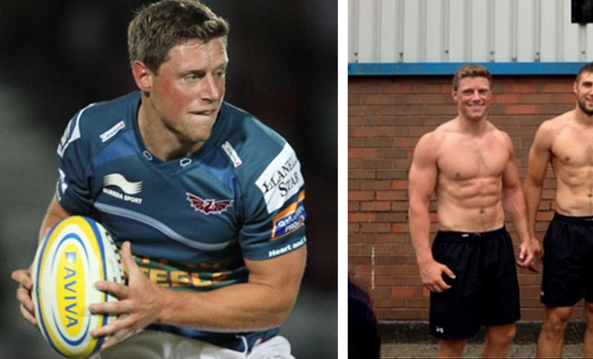 Rhys Priestland Wales Interview