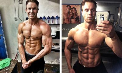 Mathew Tidball lean winter gains | physiqueboss