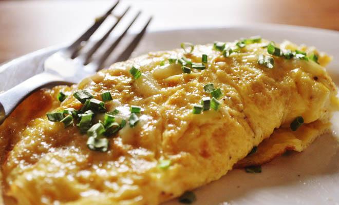 physique boss omelette