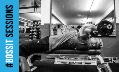 #BOSSIT Sessions | Triceps Workout