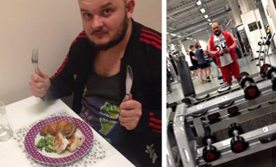 Gareth Blackwell - Body Transformation | Physique Boss