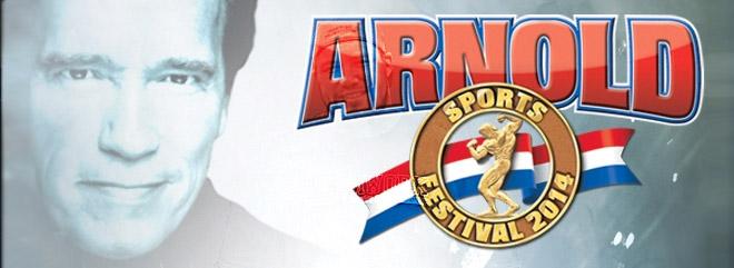Arnold Sports Festival 2014
