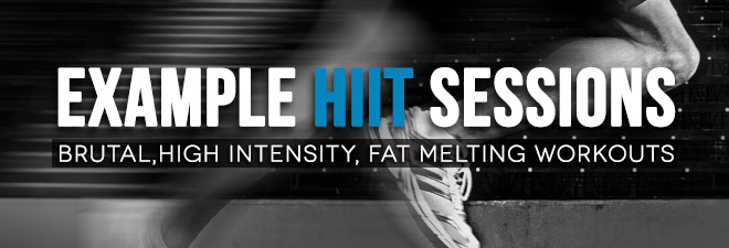 hiit workout examples