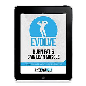 Lose Fat & Gain Muscle