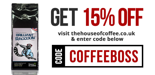 the house of coffee discount codes