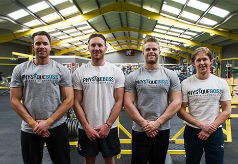 Physique Boss Team