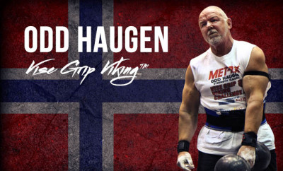 Odd Haugen Interview