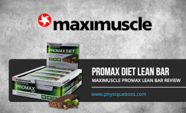 maximuscle promax lean bar review