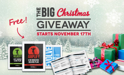 Physique Boss Christmas Big Giveaway