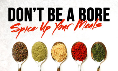 Spice up your meals